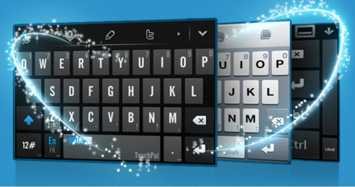 touchpal skins